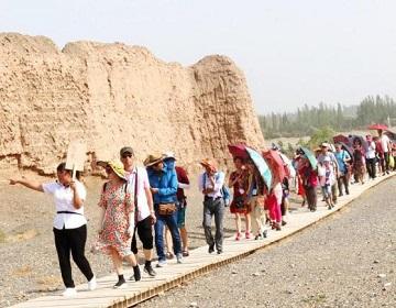 宁波援疆:三年建了一个AAA景区